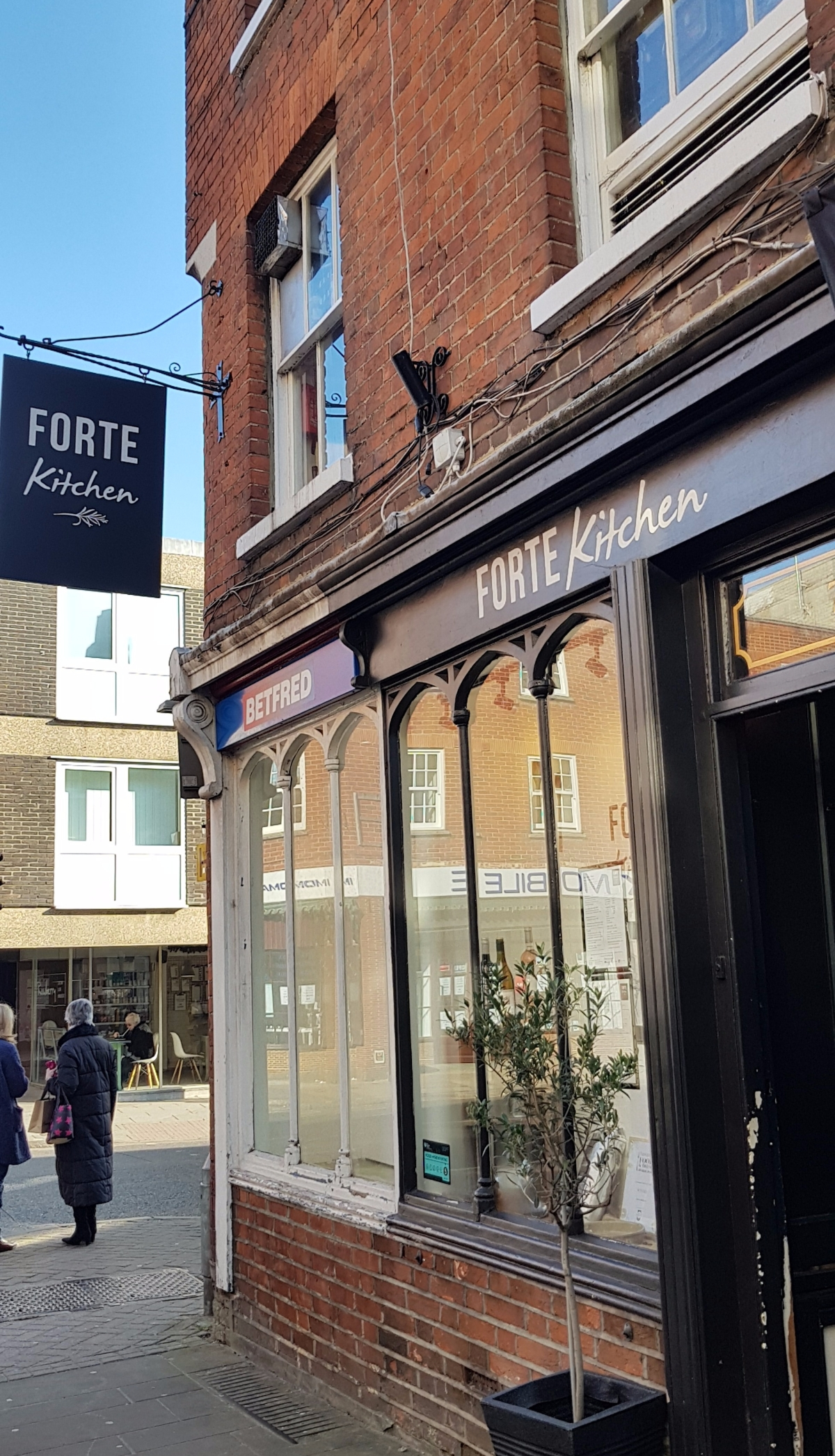 forte kitchen winchester