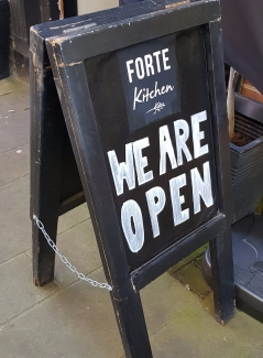 Forte Kitchen